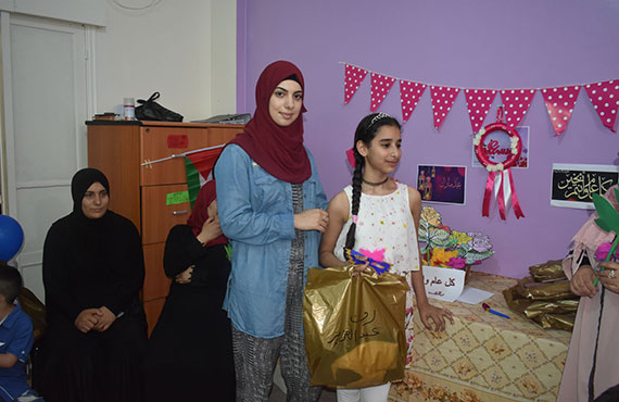 Family Guidance Center -Saida - Eid Al Fitr Celebration